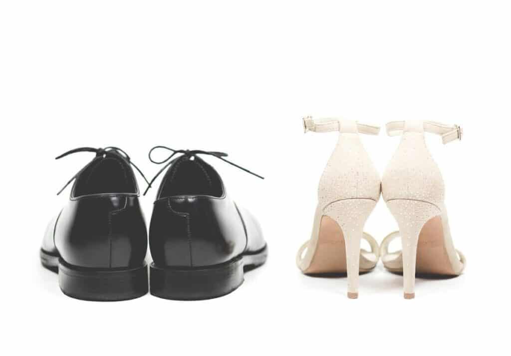 Høye hæler eller flate sko når du skal være trygg i din rolle